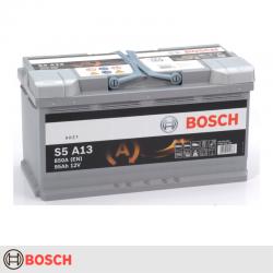 BATERÍA BOSCH S5A13 AGM START STOP 95Ah 850A