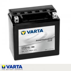 BATERÍA VARTA POWERSPORT AGM YTX14L-BS
