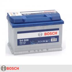 BATERÍA BOSCH S4008 74Ah 680A