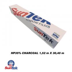 LÁMINA SOLAR SUNTEK ROLLO HP35% 1,52m x 30,48 m