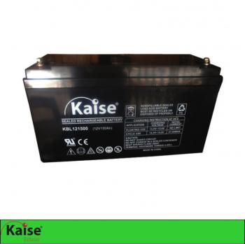 BATERÍA KAISE KBL121500 AGM 150AH