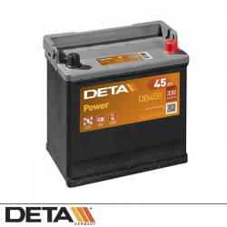 BATERíA DETA DB450 45Ah 330A