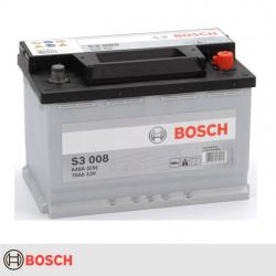 BATERÍA BOSCH S3008 70Ah 640A