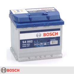 BATERÍA BOSCH S4002 52AH 470A