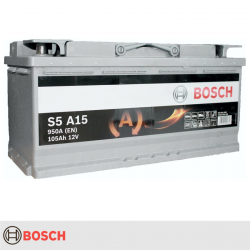 BATERIA BOSCH S5A15 105A...
