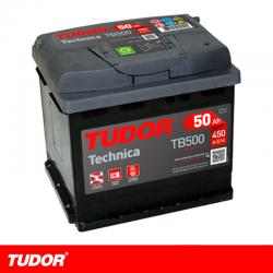BATERÍA TUDOR TECHNICA TB500