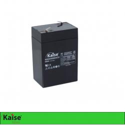 BATERIA KAISE 6V 4,5 Ah KB645