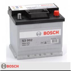 BATERIA BOSCH S3002 45Ah 400A
